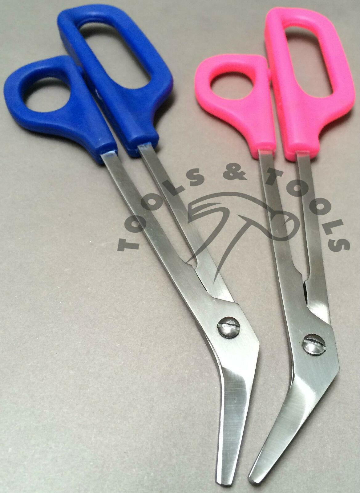 GREEN HANDLE TOE NAIL Clippers Scissors LONG REACH Manicure Pedicure ...