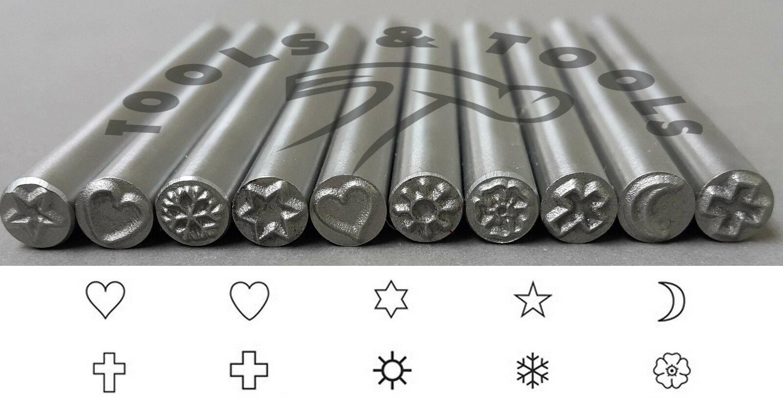 5 0 Mm Religious Symbols Precision Design Metal Punch